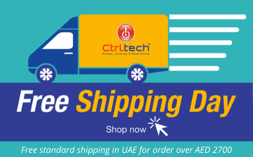 Free dehumidifier shipping in UAE for order over AED 2700