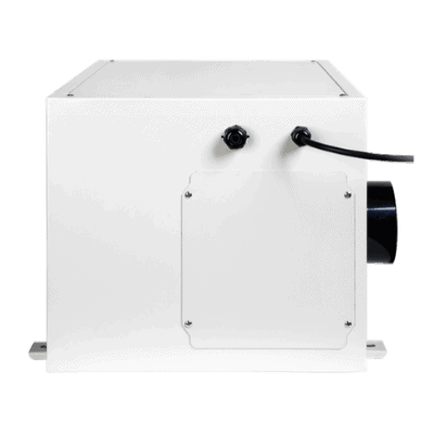 SPD-136L indoor pool dehumidifier.