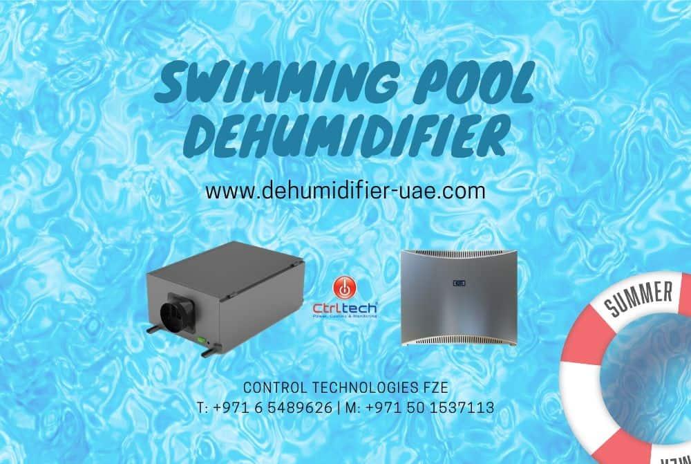 Swimming pool dehumidifier in UAE, Saudi Arabia and Oman