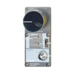 ASE 200 marine dehunidifier panel.