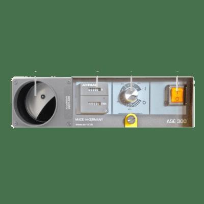 ASE300 dehumidifier boat winter storage panel.