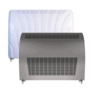 DRY 1200 indoor swimming pool dehumidifier.