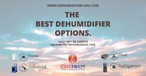 The best dehumidifier for industrial, swimming pools and homes.